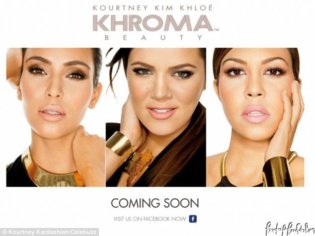 Khroma Beauty has now officially changed its name to Kardashian Beauty to end an 8 month-long trademark dispute