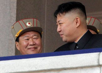 Kim Jong-un has sent Choe Ryong-hae as special envoy to Beijing