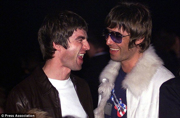 Liam Gallagher has revealed that a track on his band Beady Eye's new album was written as a peace offering to his brother Noel