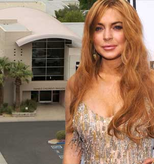 Lindsay Lohan takes Adderall because she claims to suffer from ADHD photo