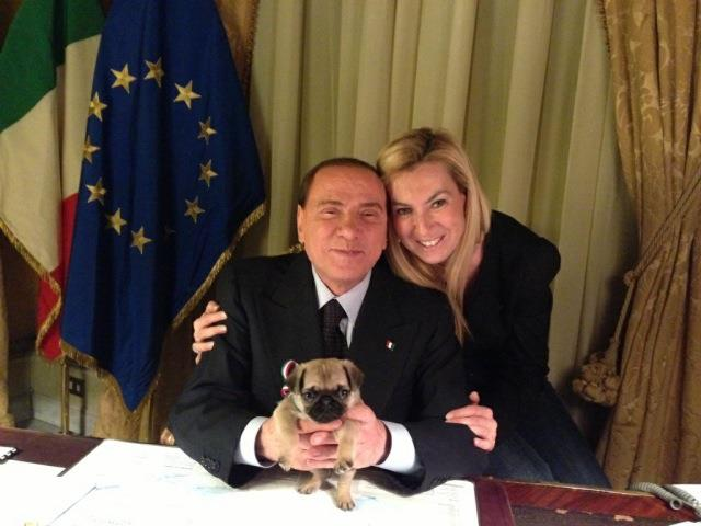 Michaela Biancofiore is a member of Italy's ex-PM Silvio Berlusconi's centre-right People of Freedom party