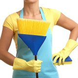 New research shows that spring cleaning can burn off even more calories than running a marathon