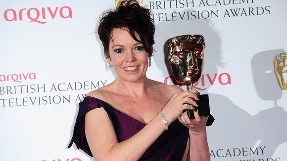 Olivia Colman was the big winner at BAFTA Television Awards 2013, taking the prizes for best supporting actress for Accused and best female in a comedy programme for Twenty Twelve