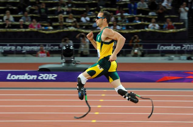 Oscar Pistorius will not compete again this year as he awaits trial for murder of his girlfriend Reeva Steenkamp photo