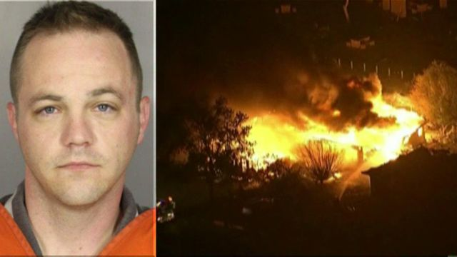 Paramedic Bryce Reed, who responded to West Fertilizer explosion, was charged with possessing pipe bomb components