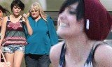Paris Jackson and her biological mother Debbie Rowe spent Saturday getting to know each other at a horse ranch in Temecula