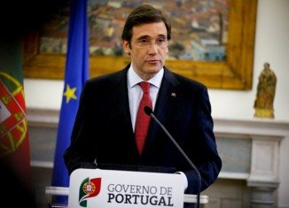 Portugal's PM Pedro Passos Coelho announced new austerity measures from next year that would save 4.8 billion euros over three years