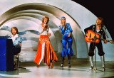 Probably Eurovision's most famous and successful winners, Abba have sold millions of records thanks to their hit Waterloo