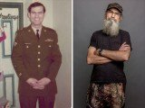 Si Robertson without beard