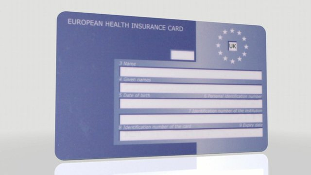 The European Commission is suing Spain over the refusal of some of its hospitals to recognize the European Health Insurance Card