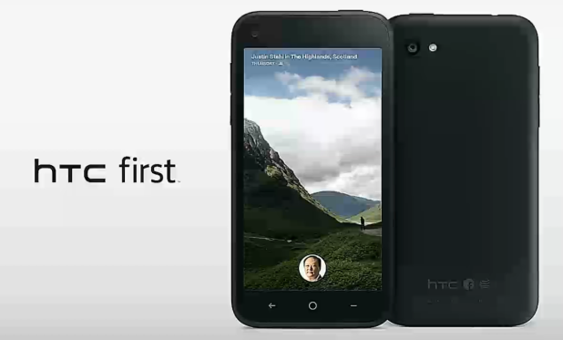 The European launch of HTC First aka Facebook smartphone has been delayed following disappointing US sales and negative feedback photo