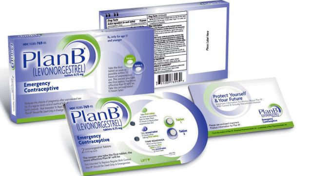 The FDA has approved the morning-after pill Plan B without a prescription for women aged 15 and over