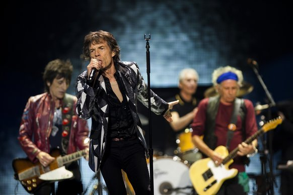 The Rolling Stones opened their 50 and Counting tour in LA after being forced to slash ticket prices to ensure full houses