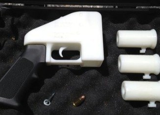 The US government has demanded designs for a 3D-printed gun be taken offline