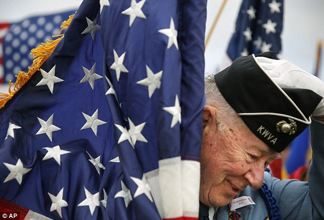 The city of Beverly, a suburb of Boston, called off its Memorial Day parade this year because so few veterans would be able to march