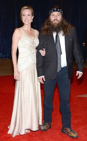 The culinary review of Willie and Korie Robertson who sat pretty close to President Barack Obama at the WHCD was very underwhelming photo