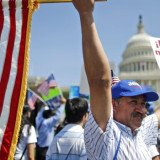 The immigration bill that would offer a chance of citizenship to millions living in the US illegally has taken a stride forward in Congress
