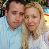 Travis Alexander and Jodi Arias before his murder on June 4, 2008