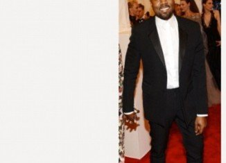 Vogue hailed Kanye West for his exemplary sartorial prowess, but very deliberately cropped pregnant Kim Kardashian from the shot