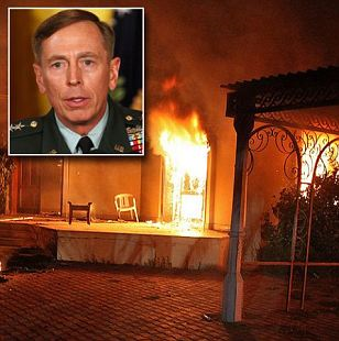White House Benghazi emails reveal the then CIA Director David Petraeus strongly objected to the Obama administrations version of events of the terror attack on the U.S. diplomatic post in Libya photo
