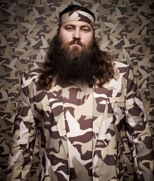 Willie Jess Robertson is the CEO and resident prankster of Duck