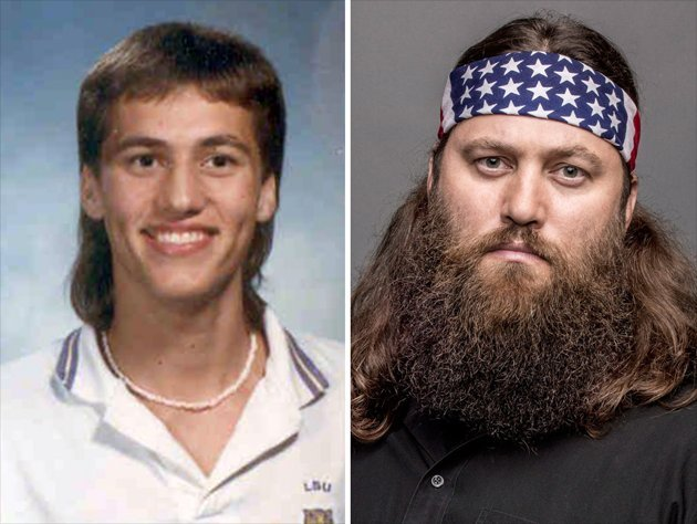 Willie Robertson without beard photo