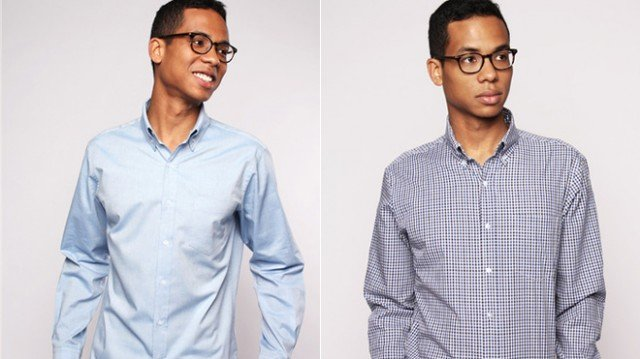 Wool & Prince shirt you can wear 100 days without washing or ironing