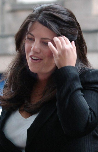 World's most famous intern Monica Lewinsky is making a return to public life in 2013 411x640 photo