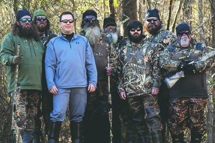Duck Dynasty family: Alan Robertson, the only Duckman without a beard