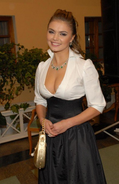 Alina Kabaeva is set to become the future First Lady of Russia 417x640 photo