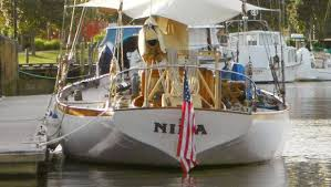 American yacht Nina carrying eight people and missing in waters between New Zealand and Australia is now presumed to have sunk