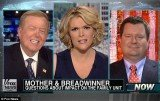 An argument broke out when Megyn Kelly hoste