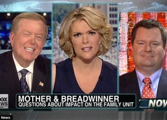 An argument broke out when Megyn Kelly hosted RedState.com editor Erick Erickson, and fellow Fox host Lou Dobbs, in response to a discussion the two men had on Dobbs' show