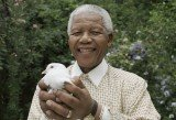 "Archbishop Thabo Makgoba has prayed for Nelson Mandela's ""peaceful end"" as he remains in a critical condition in hospital"