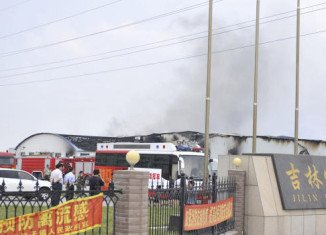 At least 112 people have been killed in a fire at a poultry processing plant in China