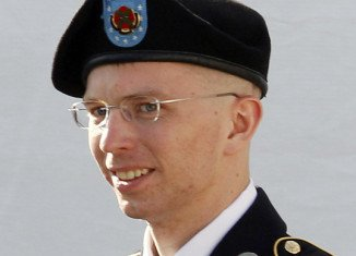 At the start of Pvt. Bradley Manning's court martial, a prosecutor said Osama Bin Laden had received leaked information