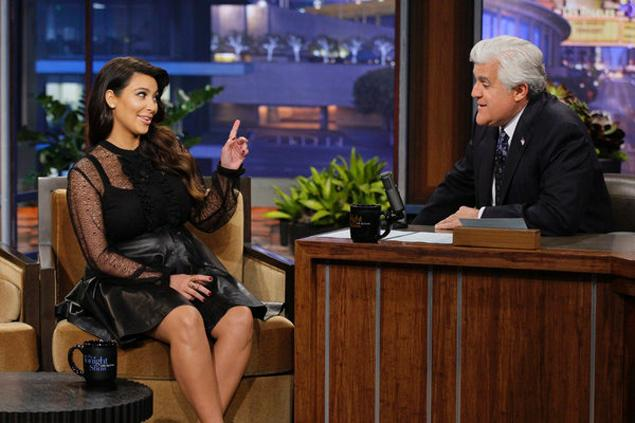 Back in March, Kim Kardashian denied rumors that Kanye West wanted to name the baby North