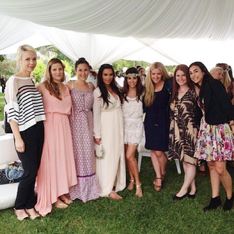 kim kardashian baby shower beyonce and gwyneth paltrow send generous