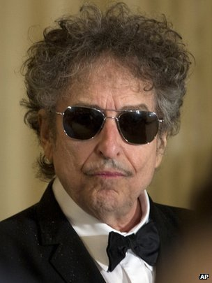 Bob Dylan has been nominated for France's top distinction, the Legion d'Honneur