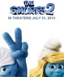 Britney Spears tweeted a sneak peek from her latest music video shoot for Ooh La La song that will feature The Smurfs 2