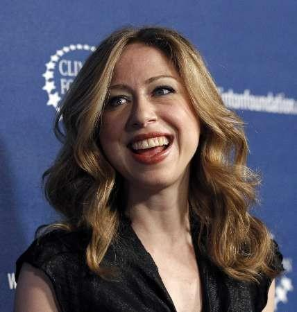 Chelsea Clinton IQ score is 127