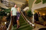 David Siegel and his wife Jackie were the subjects of the recent documentary The Queen of Versailles, about their ongoing quest to build the largest house in America