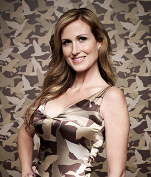 Duck Dynasty's Korie Robertson is Willies wife and business partner photo