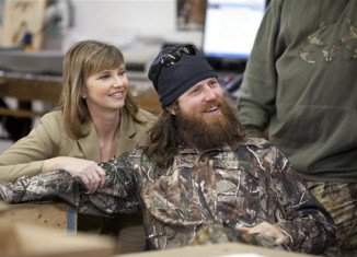 Duck Dynasty's Missy and Jase Robertson