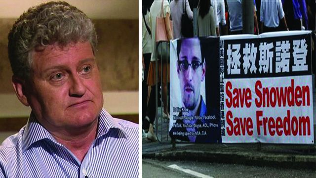 Edward Snowden's father Lon Snowden has said he believes his son would return to the US on certain conditions photo