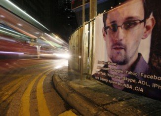 Edward Snowden had fled the US for Hong Kong but flew out on Sunday morning and is currently in Moscow