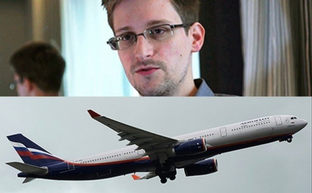 Edward Snowden is set to fly from Moscow to Ecuador where he will seek asylum 640x397 photo