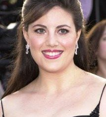 Former White House intern Monica Lewinsky has an estimated net worth of $500,000