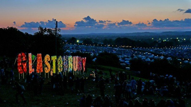 Glastonbury Festival has survived riots, fires, mud swamps in its action-packed 43-year-history