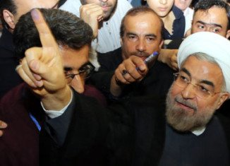 Hassan Rouhani has won Iran's presidential election, securing just over 50 percent of the vote and so avoiding the need for a run-off